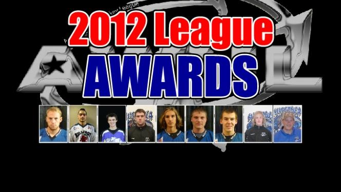 AWHL Announce 2012 League Awards
